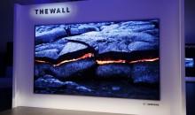 """Samsung """"The Wall"""", il primo televisore al mondo da 146 pollici modulare MicroLED"""