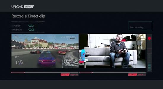Upload-Studio nuovi aggiornamenti microsoft per possessori di xbox one