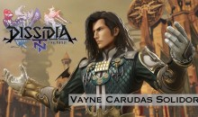 Dissidia Final Fantasy NT: Anche Vayne di FFXII si unisce al roster