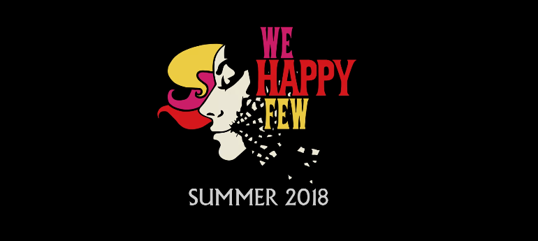 WE HAPPY FEW PS4 XB1 PC