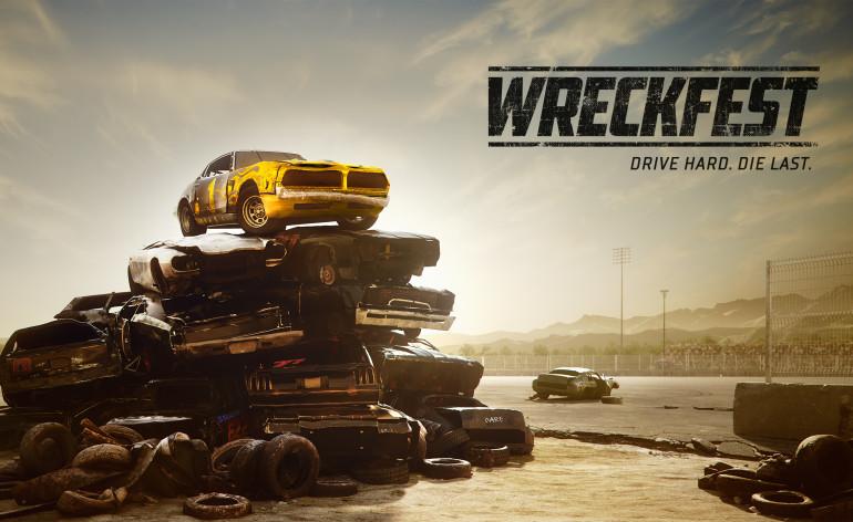 Wreckfest-Keyart