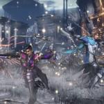 Zhong Hui and Hidehisa Matsunaga fighting together