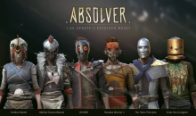 Absolver, il nuovo aggiornamento con le Devolver Mask e implentazione online