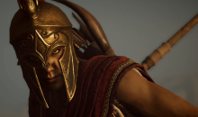 Assassin's Creed Odyssey: Kassandra, il video trailer cinematico