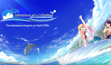 Adventure of a Lifetime, Visual Novel HD è in uscita su Steam il 26 aprile