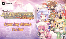 Record of Agarest War Mariage è ora online su Steam, ecco il nuovo video cinematic trailer e nuove immagini