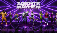 AGENTS OF MAYHEM: ecco il nuovo Magnum Sized Trailer