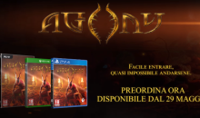 Agony: altre modalità di gioco rivelate sul prossimo survival-horror