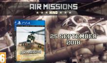 Air Missions: HIND è pronto per PlayStation 4