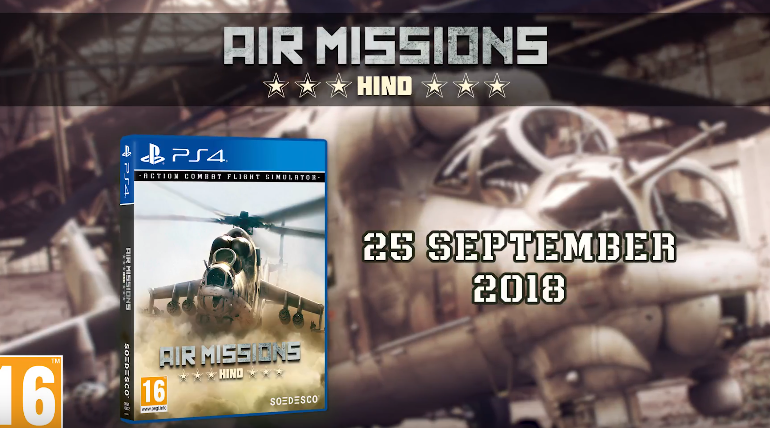 air missions hand