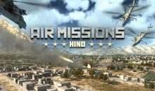 Air Missions: HIND per console PlayStation 4 è atterrato oggi