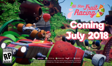 All-Star Fruit Racing arriva su PlayStation 4, Xbox One, Nintendo Switch e PC questo luglio