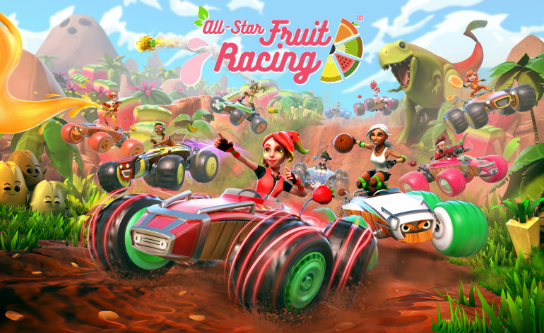 all stars fruit racing