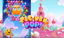 PAC-MAN POP ecco il nuovo gioco app gratis per IOS e Android (video)