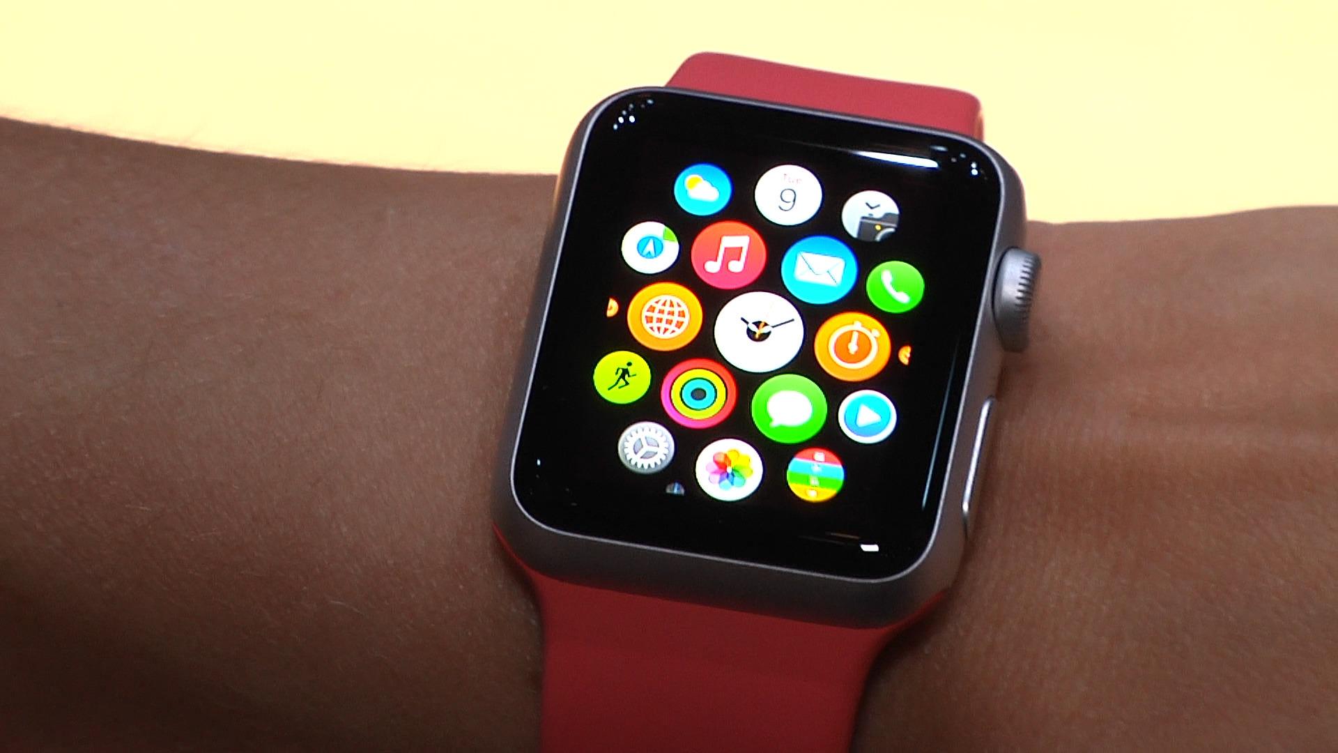 apple watch e watch kit per ios