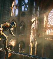 assassins creed unity ps4 xbox one uscita 11 novembre potenza di gioco