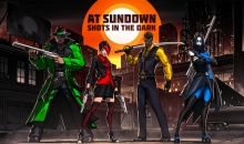 AT SUNDOWN: Shots In The Dark, lo stealth arena arriva su Xbox One, PS4, Switch e PC Steam