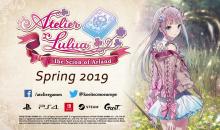"""Atelier Lulua: The Scion of Arland, svelata la data di uscita del seguito della trilogia """"Arland"""" di GUST"""