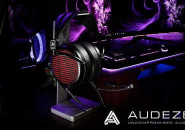 audeze lcd-gx audiophile gaming headphone