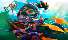Diventa un enorme Werebear in Battlerite Royale, nuovo trailer Early Access