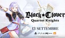 BLACK CLOVER QUARTET KNIGHTS, annunciate le date della beta chiusa e come registrarsi