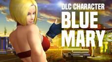 blue mary