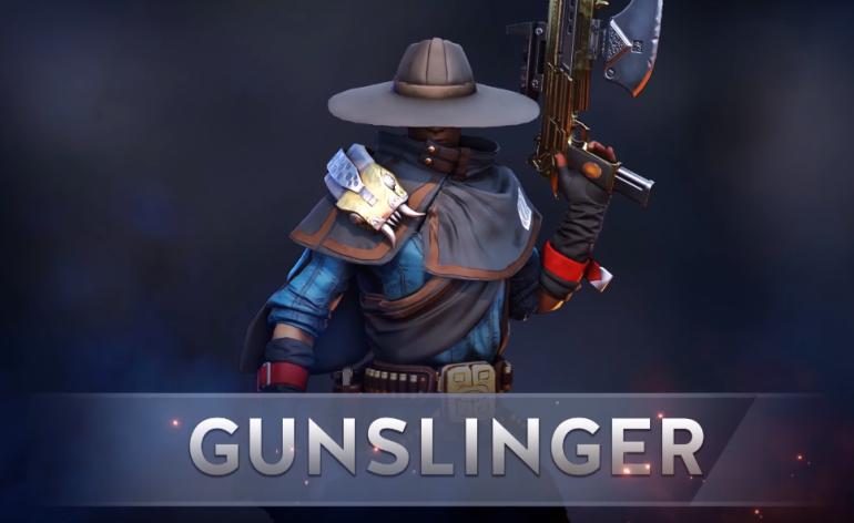 breach - gunslinger