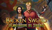 Broken Sword 5 – La Maledizione del Serpente è disponibile da oggi su Nintendo Switch