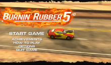 Burnin' Rubber 5 HD, un primo approccio racing a suon di pistolettate
