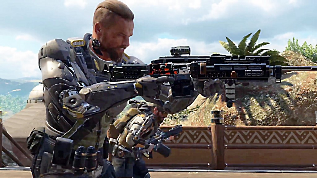 call of duty black ops 3 offerta store playstation ps4
