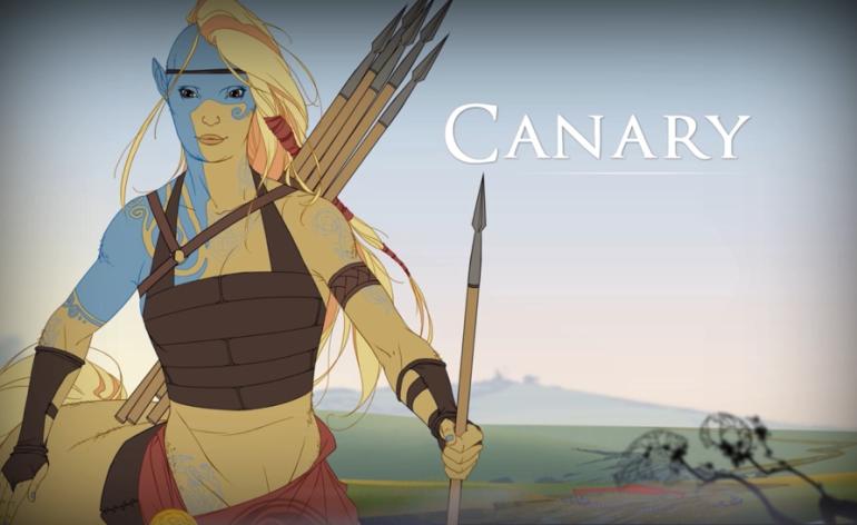 canary the banner saga 3