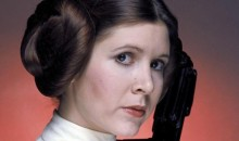 Addio a Carrie Fisher la Principessa Leila di Star Wars