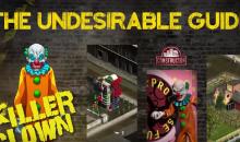 Constructor: I due nuovi indesiderabili, Psycho e Killer Clown – Video