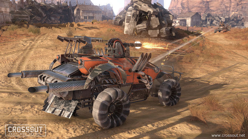 crossout story 2