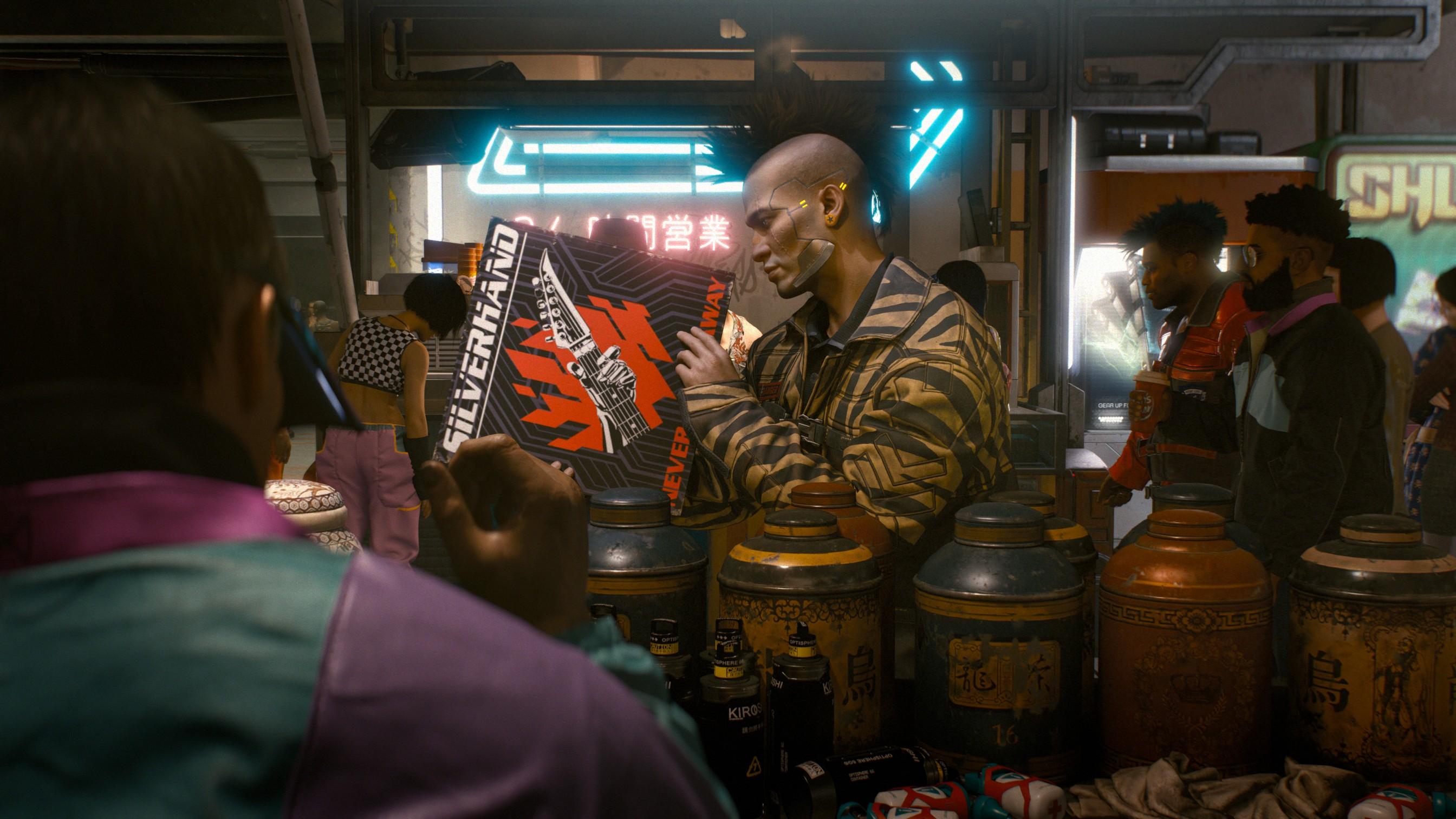 Cyberpunk 2077 - Trailer E3 e Info Ufficiali