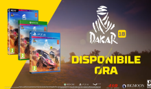 Dakar 18 ora disponibile su PC, Xbox One e PS4