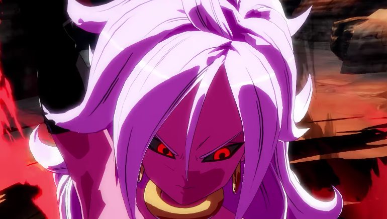 dbfz android 21