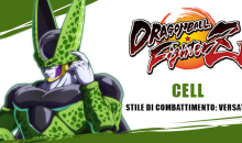 Dragon Ball FighterZ: la scheda personaggio di Cell