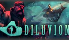 Diluvion: il PC Game d'azione e sopravvivenza sottomarina arriva oggi su Steam e GOG