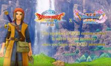 DRAGON QUEST XI: Echi di un'era perduta, il nuovo costume disponibile al lancio in memoria di DQVIII