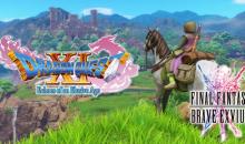 Dragon Quest e FF Brave Exvius: Ecco una nuova collaborazione per celebrare l'arrivo di DQXI