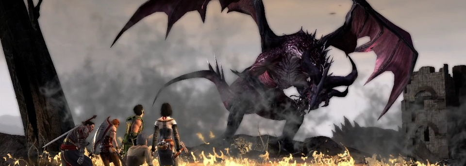 dragon-age-3-inquisition-gameplay e scene spinte