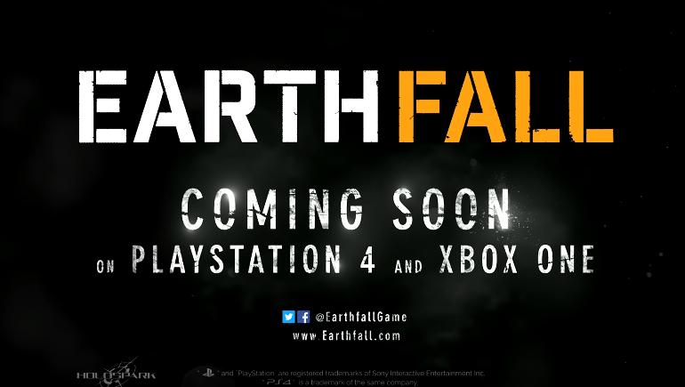earthfall ps4
