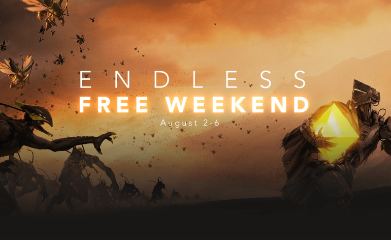 endless free weekend steam