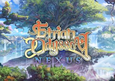 etrian odyssey nexus 3ds