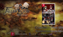 Fallen Legion: Rise to Glory – Flames of Rebellion in arrivo a giugno su Switch