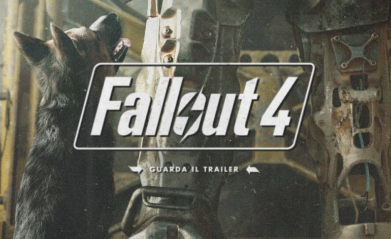 fallout 4 disponibile per ps4 e xbox one e pc caratteristiche video gameplay trailer