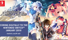 Fairy Fencer F: Advent Dark Force arriva anche su console Nintendo Switch a gennaio 2019
