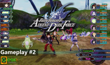 Fairy Fencer F: Advent Dark Force arriva in inverno su Nintendo Switch