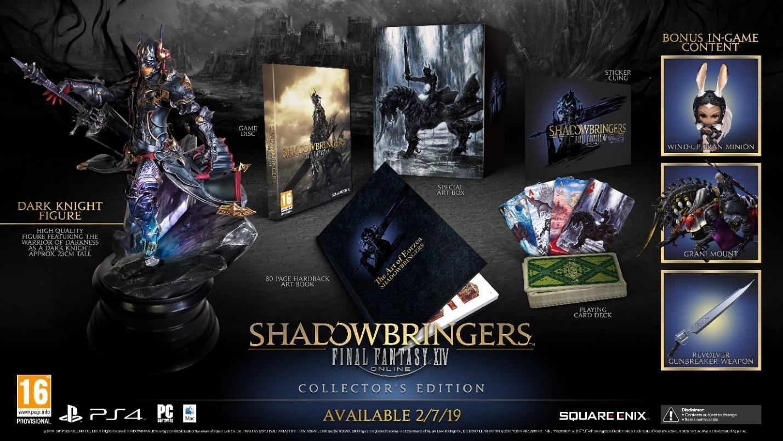 ffxiv shadowbringers collectors